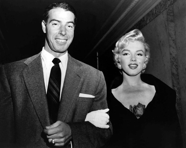 Joe DiMaggio, The Jolt, Joe DiMaggio and Marilyn Monroe
