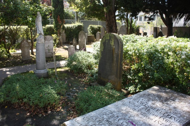 Mission Dolores Cemetery