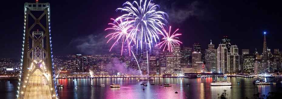 5 Places to Be in San Francisco for New Year's Eve ...